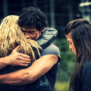 """REVIEW   The 100 - Episode 2.05 - """"Human Trials"""""""