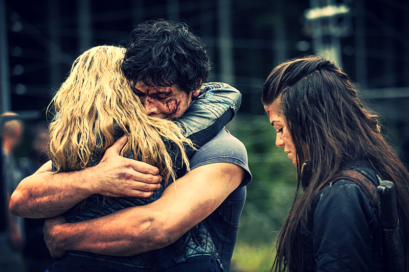 The 100 - Human Trials - © 2014 The CW Network, LLC. All Rights Reserved