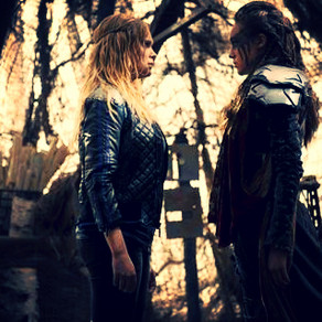"""REVIEW   The 100 - Episode 2.07 - """"Long Into The Abyss"""""""