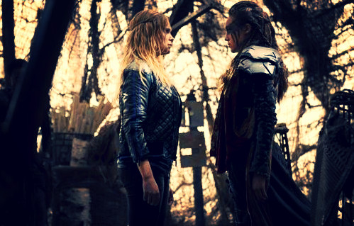 The 100 - Long Into The Abyss -  © The CW & SpoilerTV 2014