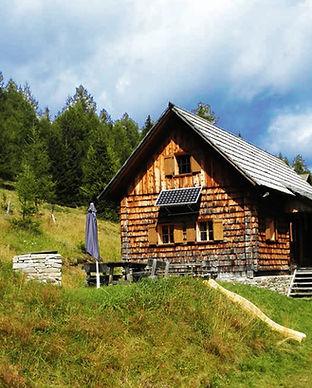 Almhütte Alphütte www.berghuette-mieten.