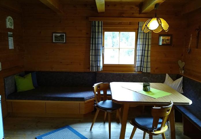 Kloitzhütte Defereggental