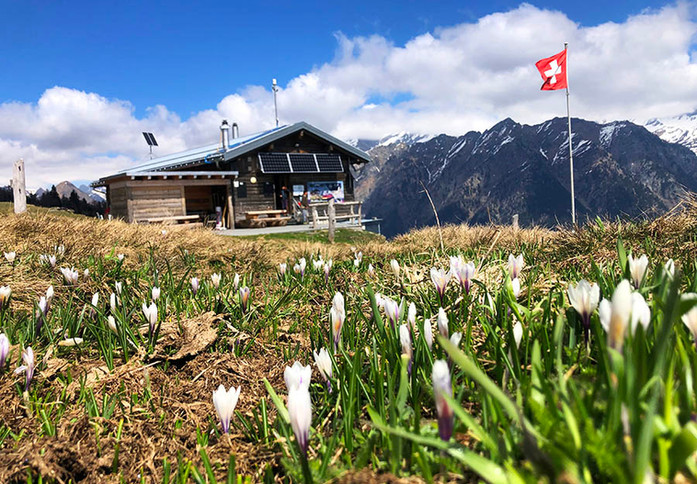 Gorda Hütte