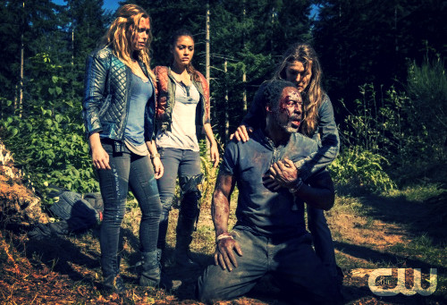 The 100 - Fog Of War - © 2014 The CW Network, LLC. All Rights Reserved