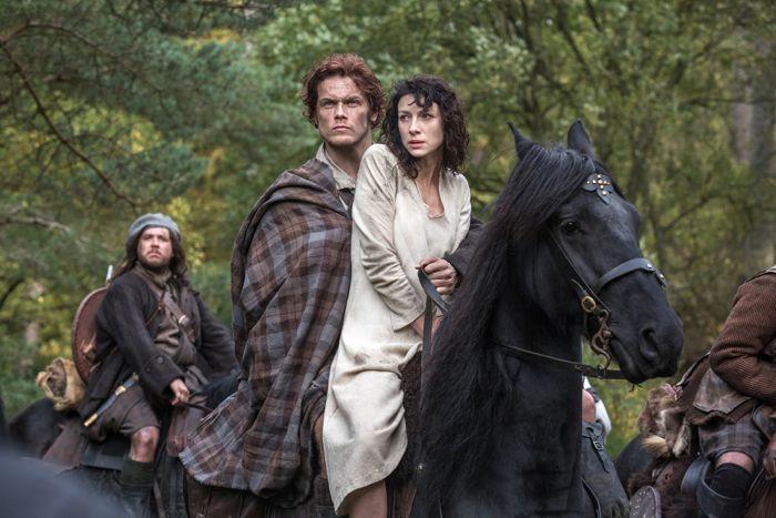 Outlander 1.01 - Sassenach - Claire & Jamie.jpg