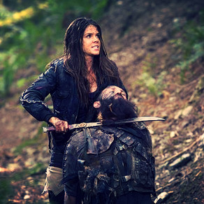 """REVIEW   The 100 - Episode 2.02 - """"Inclement Weather"""""""