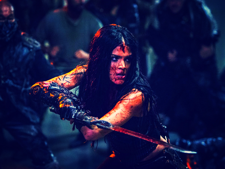 "REVIEW | The 100 - Episode 5.02 - ""Red Queen"""