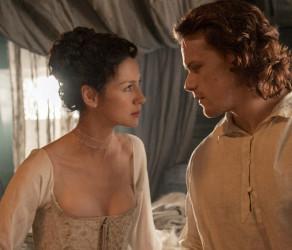"REVIEW   Outlander - Episode 1.07 - ""The Wedding"""