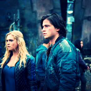 """REVIEW   The 100 - Episode 2.08 - """"Spacewalker"""""""