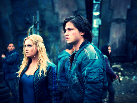 "REVIEW | The 100 - Episode 2.08 - ""Spacewalker"""
