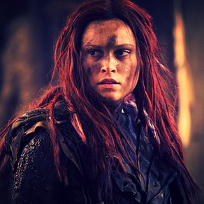 """REVIEW   The 100 - Episode 3.01 - """"Wanheda: Part 1"""""""