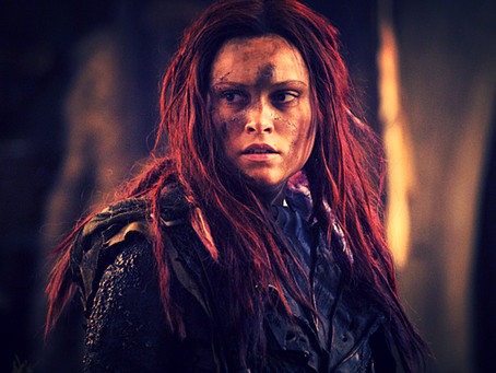 "REVIEW | The 100 - Episode 3.01 - ""Wanheda: Part 1"""