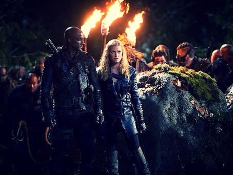 "REVIEW | The 100 - Episode 2.15 - ""Blood Must Have Blood - Part 1"""