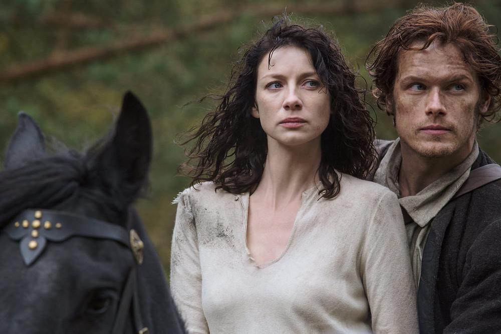 Outlander 1.01 - Sassenach - Claire & Jamie 2.jpg