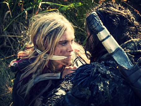 "REVIEW | The 100 - Episode 3.02 - ""Wanheda: Part 2"""