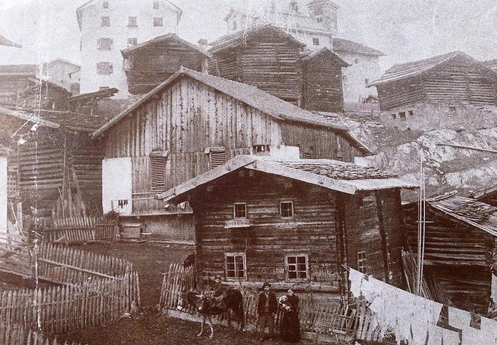 Tgesa rasteler 1902 Postkarte www.berghu