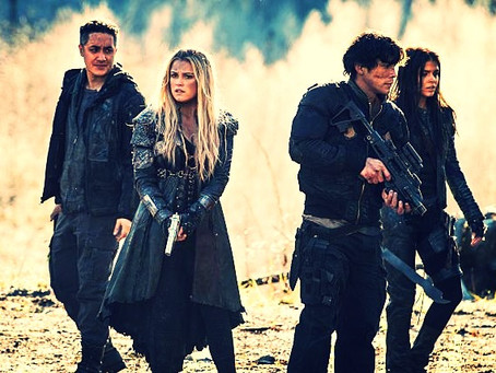 "REVIEW | The 100 - Episode 3.12 - ""Demons"""