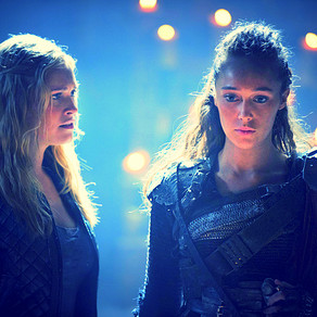 """REVIEW   The 100 - Episode 2.12 - """"Rubicon"""""""