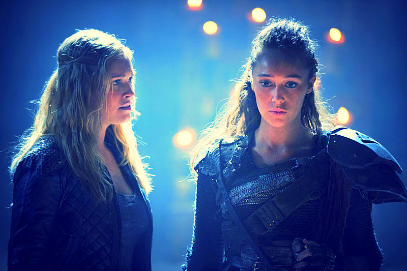 "The 100 - Episode 2.12 - ""Rubicon"" - © The CW 2014"