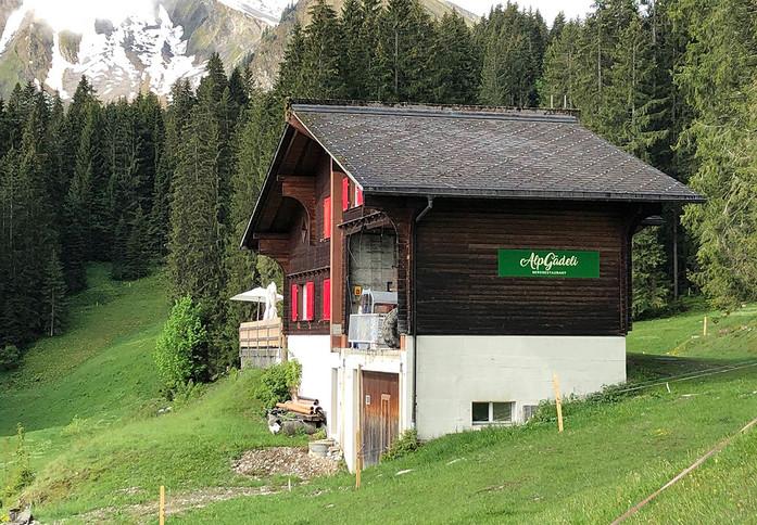 AlpGädeli Klewenalp www.berghuetten-miet