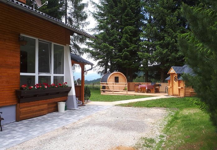 Familienferienhaus Neuper www.berghuetten-mieten.ch