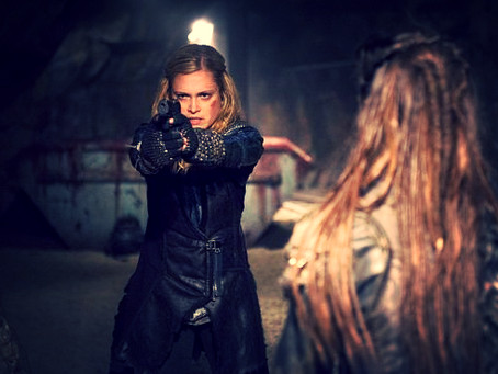 "REVIEW | The 100 - Episode 2.16 - ""Blood Must Have Blood - Part 2"""