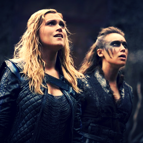 """REVIEW   The 100 - Episode 2.14 - """"Bodyguard of Lies"""""""