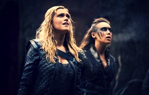 The 100 - Episode 2.14 - Bodyguard of Lies - © The CW 2014 / SpoilerTV
