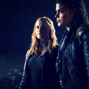 """REVIEW   The 100 - Episode 2.13 - """"Resurrection"""""""