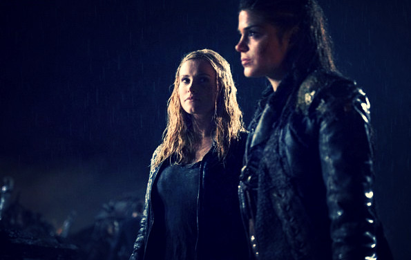 The 100 - Episode 2.13 - Resurrection - © The CW 2014