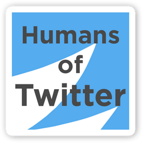 """BLOG   The """"Humans Of Twitter"""" Podcast"""