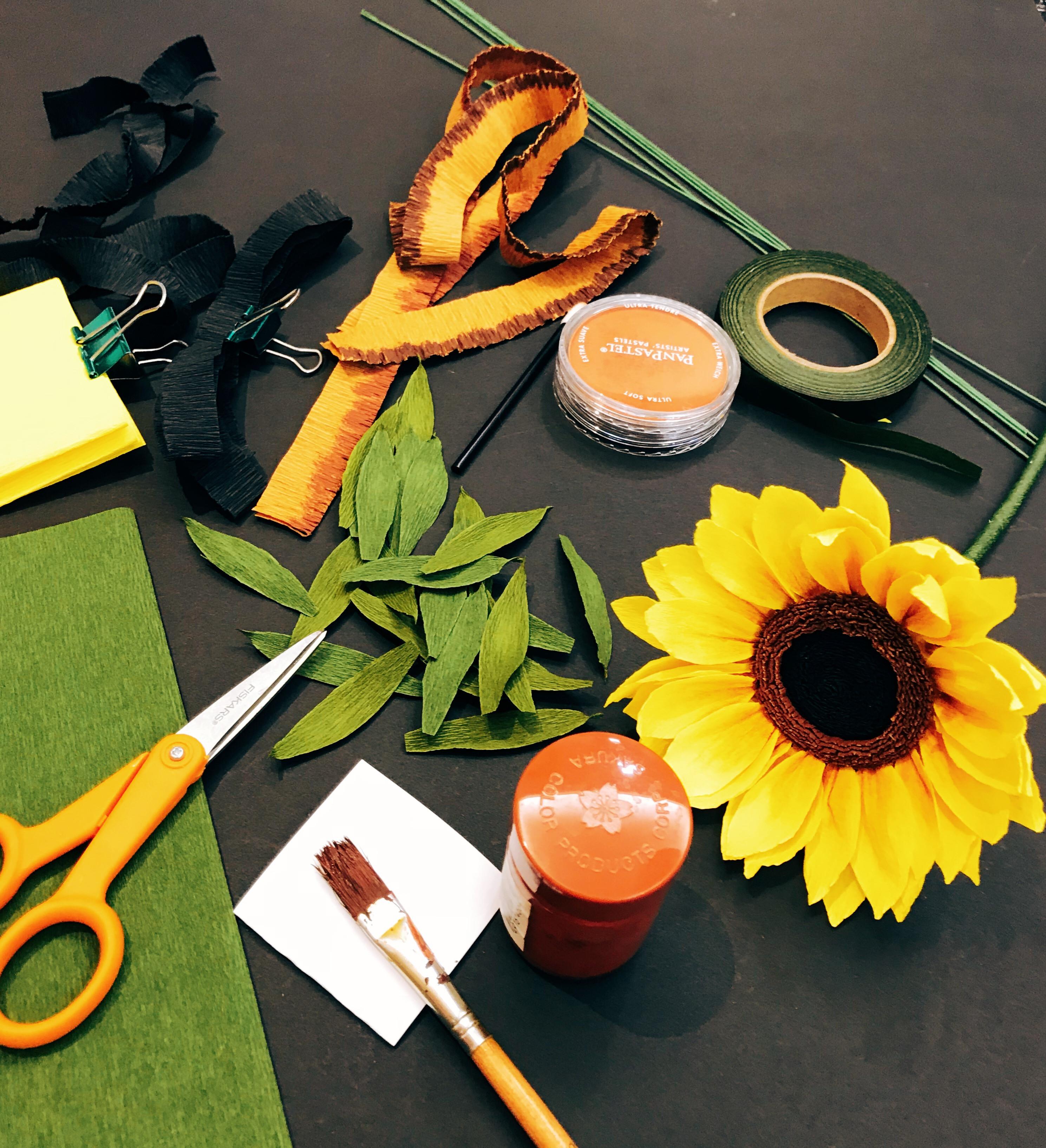 Sunflower Workshop