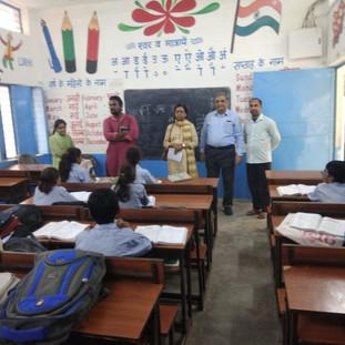 JNU Professor Mondira Visit_Rewari 2019-