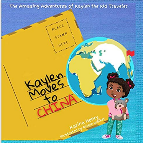 Kaylen Moves to China