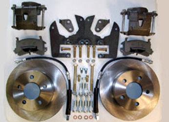 Master Disc Brake Conversion Kit