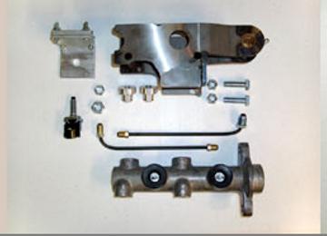 Complete Kit- Disc, Master cylinder, Reservoir