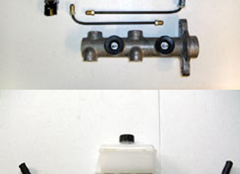 Loaded Master Cylinder Kit with Reservoir Kit