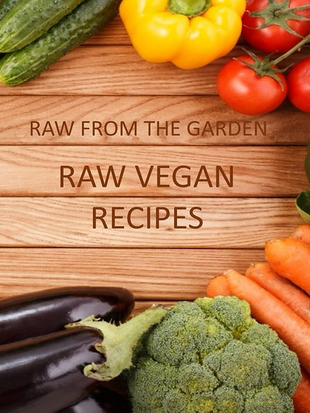 Our Raw Vegan Recipe Book