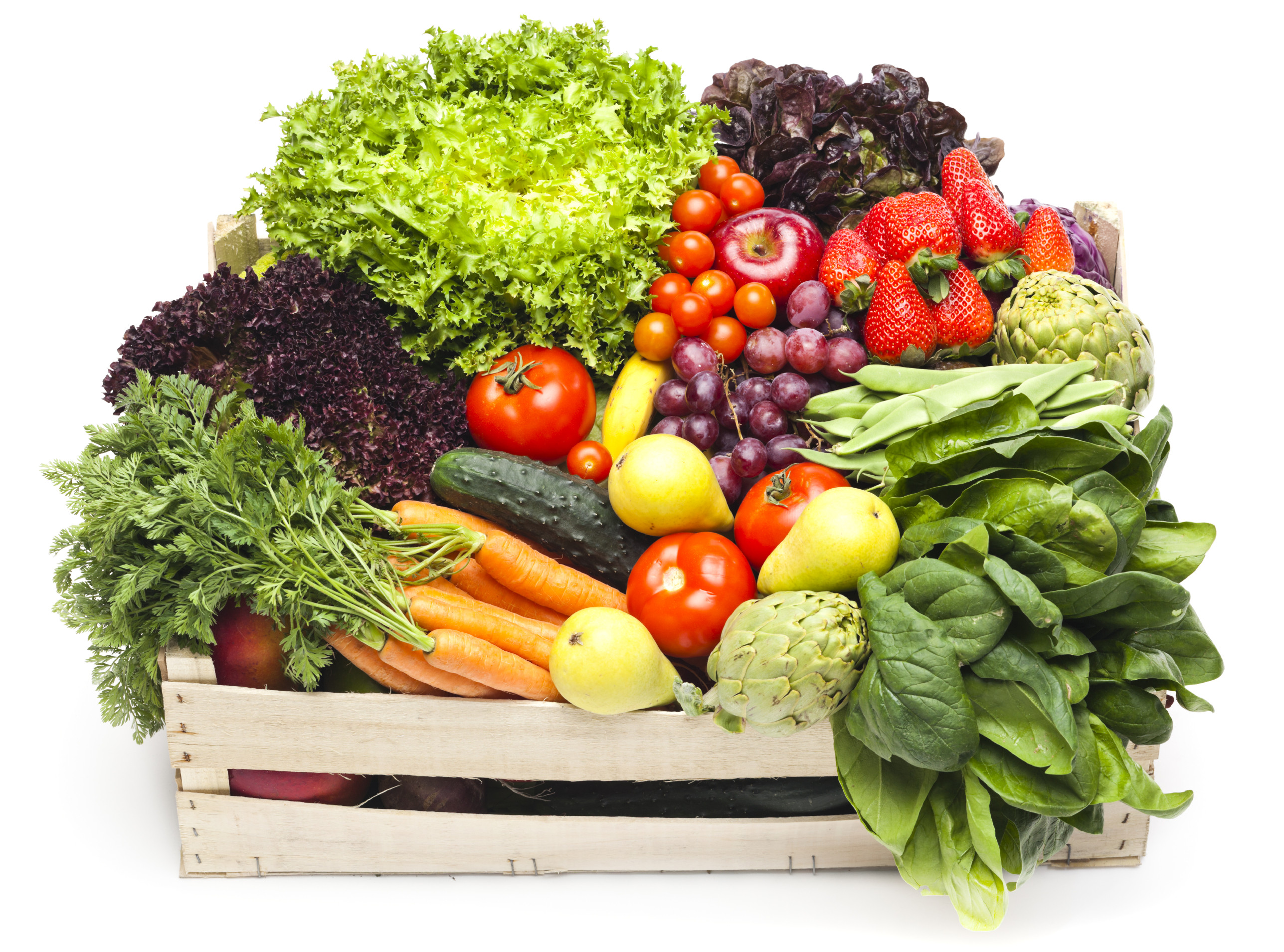 The Raw Vegan Diet for Wellness