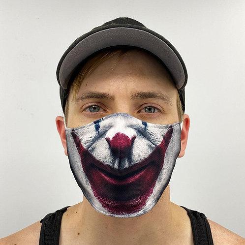 Joker Smile Face Cover
