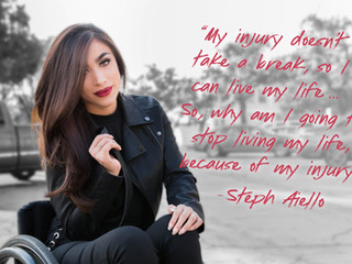 Be Boundless Fighter - Steph Aiello