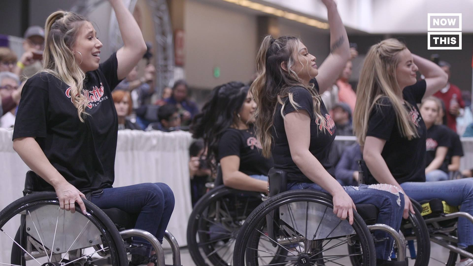 NowThis: Wheelchair Dance Troupe Inspires People with Disabilities