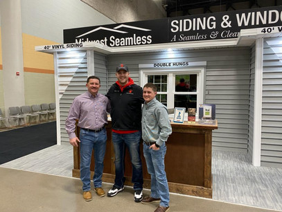 Midwest Seamless Siding and Windows with Carson King!