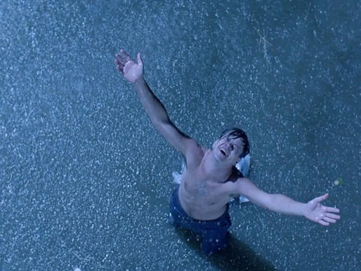 Andy Dufresne Is Calling You Out:  Sage advice from The Shawshank Redemption.