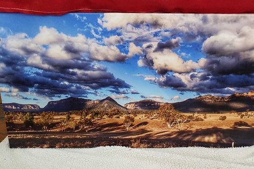Photo on canvas 20x30 inches