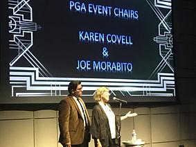 Karen PGA Party.JPG