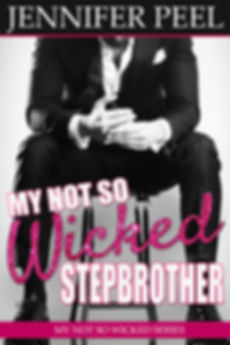 My Not So Wicked Step Brother Cover FINA