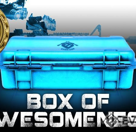 """The Box of Awesomeness """"GOLD & CLOVER"""" EDITION!"""""""