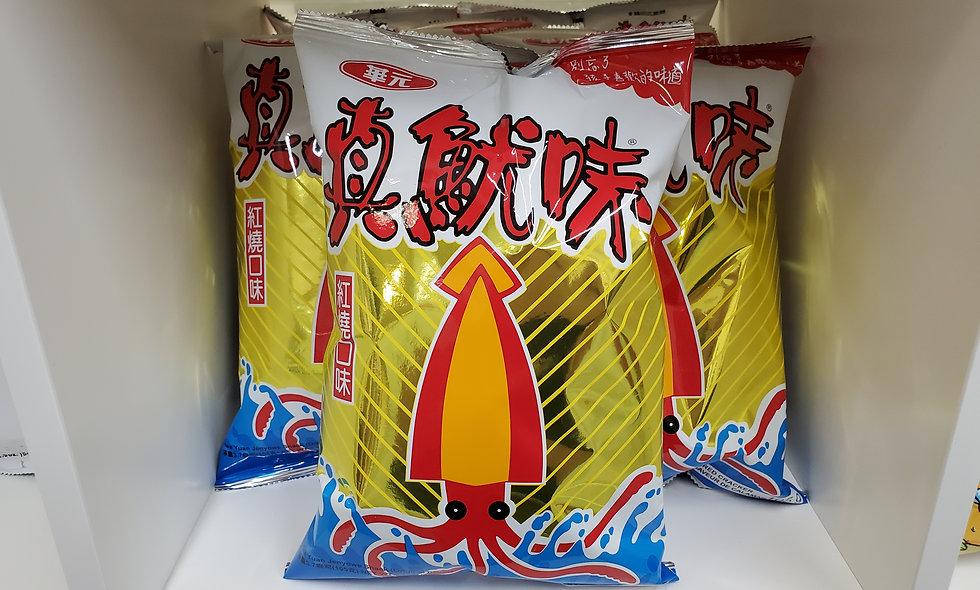 Hwa Yuan Squid Crackers