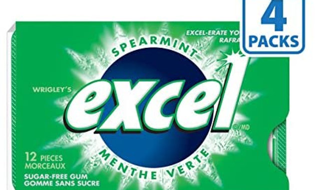 Excel Gum - Spearmint